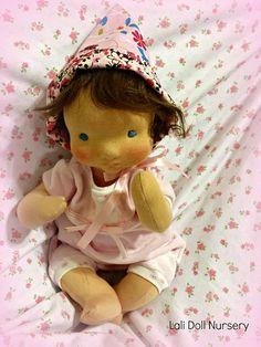 PDF Pattern Floppy Baby Doll by LaliDolls on Etsy