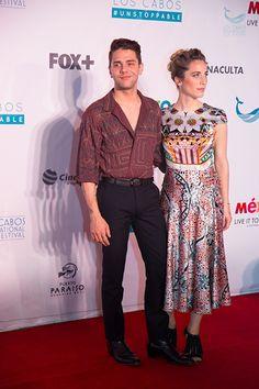 Beauty editor Rani Sheen hits the Los Cabos International Film Festival with Canadian filmmaker Xavier Dolan