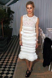 Best dressed - Laura Bailey