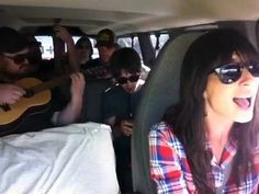Footloose - Let's Hear It For The Boy - Cover by Nicki Bluhm and the Gramblers - Van session 23 (these guys are so fun - good way to kill time driving to gigs:)