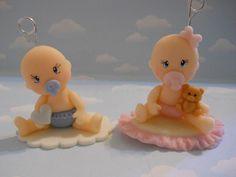 baby shower niña recuerdos porcelana fria - Buscar con Google ...