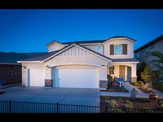 The Sequoia Model Home at Parkside at Vineyard Creek | New Homes by Lennar | Video Tour of Homes for Sale