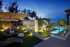 Ultimate Modern Relaxation Getaway: Plage Bleue Resort, Mauritius