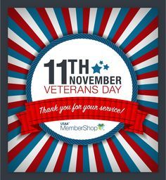Earn Rewards On All Your Veteran S Day Shopping Usa Membershop