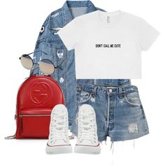 top, unknown jeans, Hermes hat, Tiffany earrings, Salvatore Ferragamo bag and Tom Ford heels xx Kpop Outfits, Edgy Outfits, Teen Fashion Outfits, Swag Outfits, Cute Casual Outfits, Summer Outfits, Girl Outfits, Orange Outfits, Rock Outfits