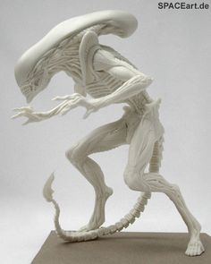 Alien 3: Alien Warrior - Attack Pose, Modell-Bausatz ... https://spaceart.de/produkte/al074.php