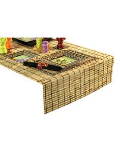 Bamboo Table Runner   Party City