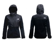 North Face Hoodie Jacket Womens High Quality TNF Dark Navy Blue Gray