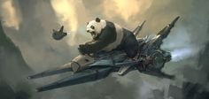 We Never Should Have Taught The Pandas How To Fly