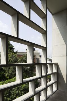 Saxena Apartments / Vir.Mueller Architects