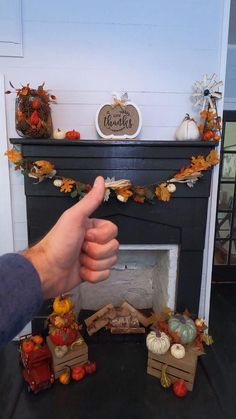 Break out the fall décor and getting ready for spooky season!