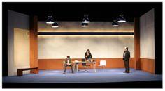 """Escenografía para """"Mal de Holanda"""", de Paco Zarzoso. Dirigida por Xavier Albertí, 2008."""