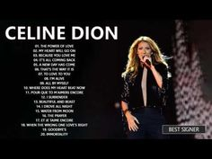 Celine Dion Greatest Hits 2017 | Best Songs Of Celine Dion Collection - YouTube