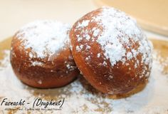 Cooking With Mary and Friends: Fasnacht (Or Fastnacht)
