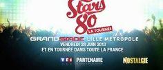 video Stars 80, La tournée