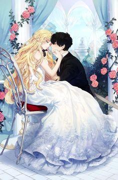 Anime Couples Drawings, Anime Couples Manga, Chica Anime Manga, Romantic Anime Couples, Romantic Manga, Manga Couple, Anime Love Couple, Kawaii Anime Girl, Anime Art Girl