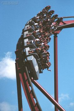 Iron Wolf - Six Flags Great America