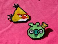 Broches Angry Birds | Chicle Sin Azúcar