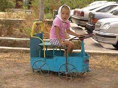 parques infantiles ...hay de todo
