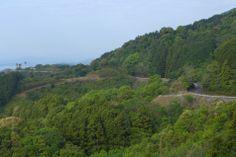 minami-awa sun line in Tokushima prefecture
