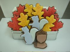 OMG!  I need a squirrel cookie cutter!
