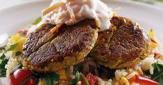 Enkla att laga och goda att äta både varma och kalla. Gör gärna dubbel sats för att ta med som matlåda en annan dag.