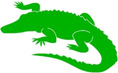 gator clip art | Use these free images for your websites ...