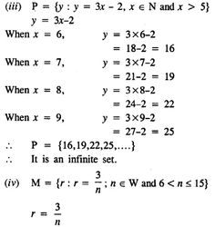 Selina Concise Mathematics Class 8 ICSE Solutions Chapter 6 Sets - CBSE Tuts Empty Set, Composite Numbers, Discrete Mathematics, Natural Number, Isosceles Triangle, Maths Exam, Prime Numbers, Class 8, Integers