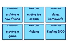 Get your kids writing and having fun at the same time. 45 writing cards (15 Character Cards, 15 Setting Cards and 15 Action Cards) will create some great story ideas. Can be used over and over because students will get different combinations each time! Includes a worksheet for them to write their story on and extra lines for those advanced writers. (Two different style lines to suit either first or second grade writers).