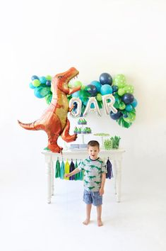 New Party Collection: Dinosaur Roar