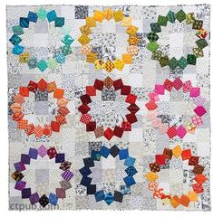 Rainbow Quilts for Scrap Lovers by Judy Gauthier for C&T Publishing on Sewing With Nancy Zieman