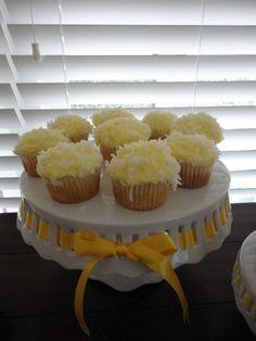 Chloe in the Kitchen ~ Lemon Buttercream Frosting