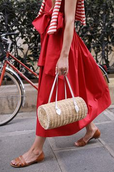 Blair Eadie in Paris