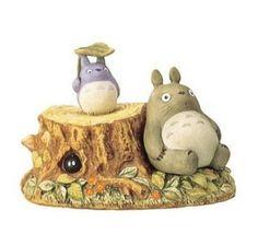 My Neighbor Totoro diorama Amehuri Rainy day Music Box Studio Ghibli JAPAN
