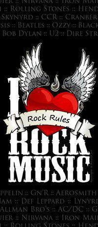 Go to http://newmusic.mynewsportal.net to learn about the latest music releases  - i love rock music