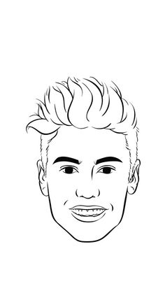How to Draw Justin Bieber's Mugshot in 8 Easy Steps   Myspace