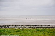 The #shipwrecked, Vanadis at Half Moon Bay, Heysham, Lancashire, England