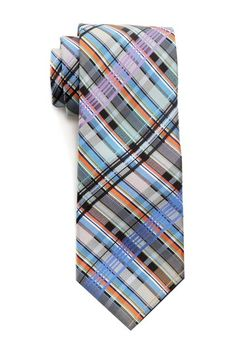Robert Graham Multicolor Stripe Silk Tie by Fit To Be Tied on @HauteLook
