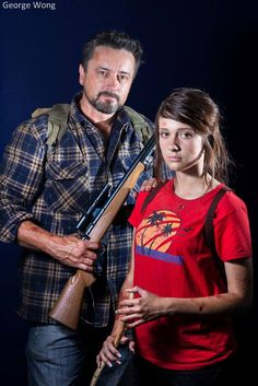 The Last of Us #cosplay