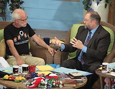 Pastor Jim and Lori Bakker welcome Pastor Mark Biltz as they discuss God's Calendar for Day 3
