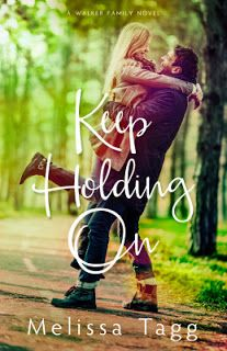 Giveaway at The Important Things in Life - God, Books, & Chocolate!: Keep Holding On by Melissa Tagg #BookGiveaway