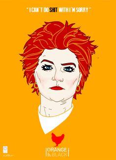 orange is the new black art characters - Google Search