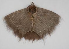japanese raincoat, made of palmtree fibers.
