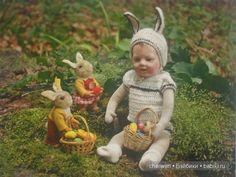 Выставка кукол Весенний бал на Ветошном 2014. Куклы Kathe Kruse