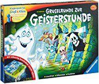 Ravensburger 22273 - Gruselrunde zur Geisterstunde, Empfohlen Kinder 2014