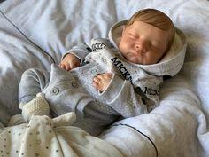 Reborn Baby Levi | Etsy Wiedergeborene Babys, Reborn Babies, Onesies, Etsy, Brown, Kids, Clothes, Fashion, Birth Certificate