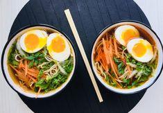 Ramen, Asian Recipes, Ethnic Recipes, Romanian Food, Restaurant, Supe, Food And Drink, Mai, Japanese