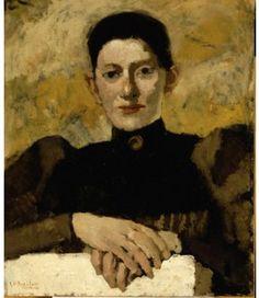 Sara de Swart (1880). Verstuur dit werk van Breitner als échte kunstkaart