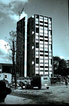 Berlin 1957 Im Hansaviertel