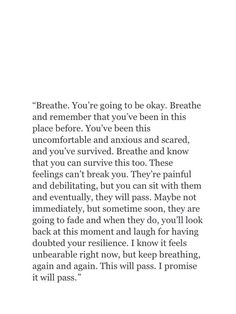 Breathe some words, love quotes, quotes to live by, inspirational quotes, motivational Motivacional Quotes, Life Quotes To Live By, Self Love Quotes, Words Quotes, Sayings, Just Breathe Quotes, Losing Love Quotes, Starting Over Quotes, Pretty Words